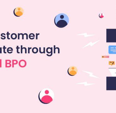 Customer retention through BPO service - www.wewinlimited.com